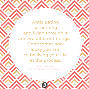 quotes about anticipation