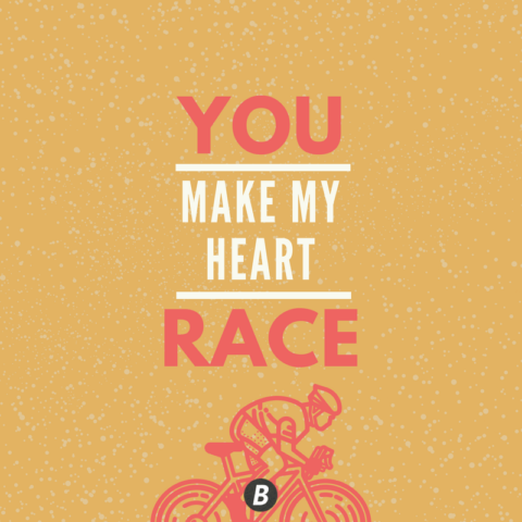 Pick up lines for cyclists